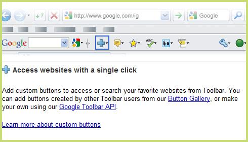 Cool Tools - Google Toolbar - Ink Tree Press