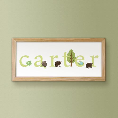 Framed_name_carter
