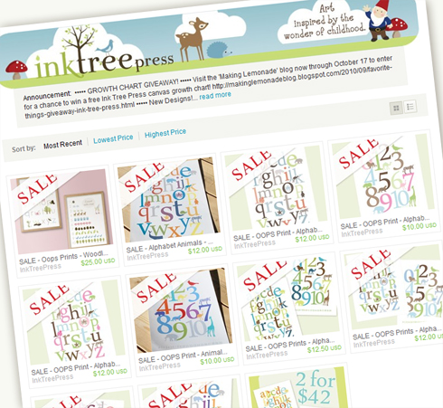 Inktree_sale
