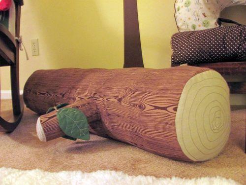 Floor Cushions For Nursery : A Woodland Nursery - Ink Tree Press